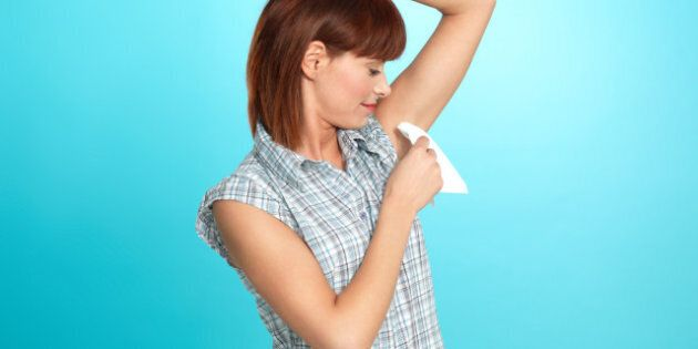 How To Stop Sweating: Botox, Acupuncture Among