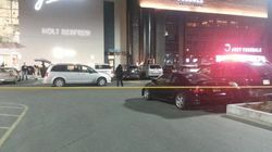 Police Investigate Shooting Outside Toronto