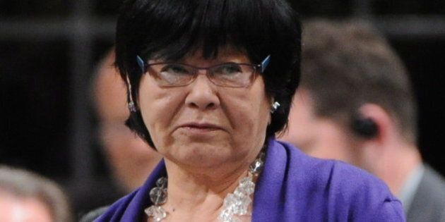 Bev Oda Quits: International Co-operation Minister Stepping Down From Cabinet, MP For