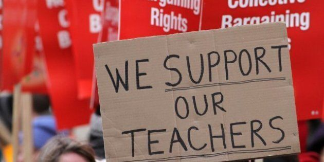Ontario High School Teachers, OSSTF Reach Tentative Agreement With The