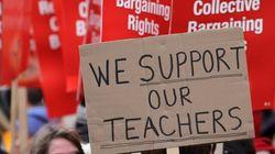 Ontario Teachers Reach Tentative
