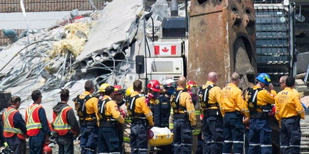 Elliot Lake Mall Roof Collapse: Criminal Investigation Launched Into Algo Centre Mall