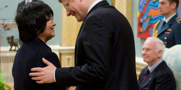 Bev Oda Quits: One Gaffe Too Many, As Prime Minister's Patience Peters