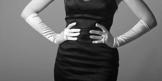 Givenchy Reworks Audrey Hepburn-Style Little Black