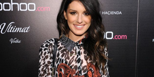 NEW YORK, NY - MARCH 21: Shenae Grimes attends the boohoo US Launch - The Hacienda with Shenae Grimes...