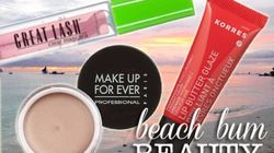 Hitting The Beach? Here's How To Wear Makeup The Won't Look