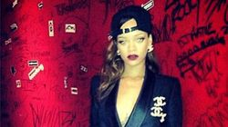 LOOK: Rihanna Causes Trouble In