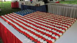 WATCH: Americans Celebrate The Fourth Of July In Canada With Stars, Stripes, And