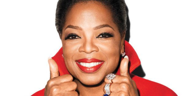 Oprah In Vancouver: Talk Show Host Arrives In