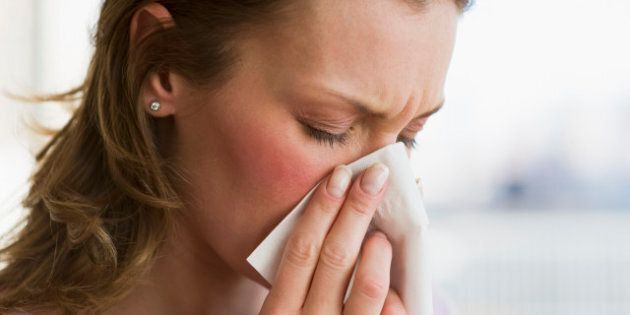 Staying Healthy: Prevent A Cold Using 10 Weird