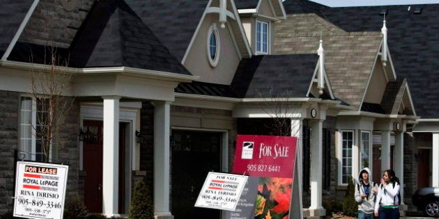 Canada Housing Sales: September, 2012, Sees Uptick From August, But Still Down From