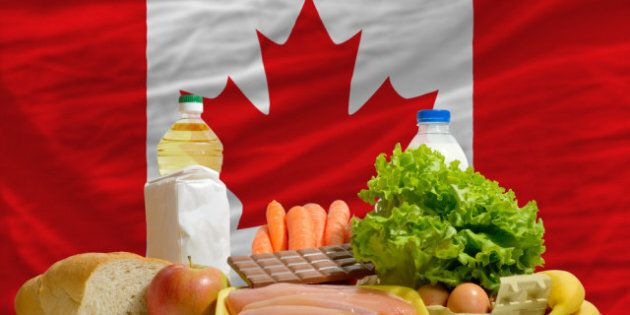 Food In Canada: Map Of Country Showcases Delights, Differences