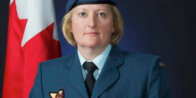 Col. Tammy Harris Becomes First Female Commander At Canada's Largest Training