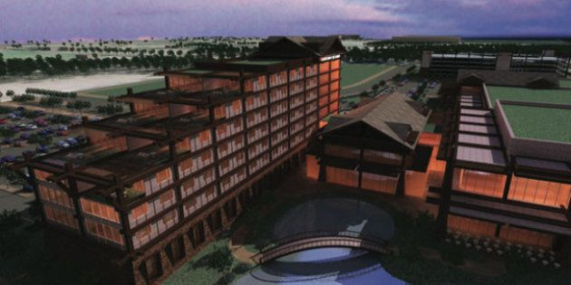 Surrey Casino Project To Get Public