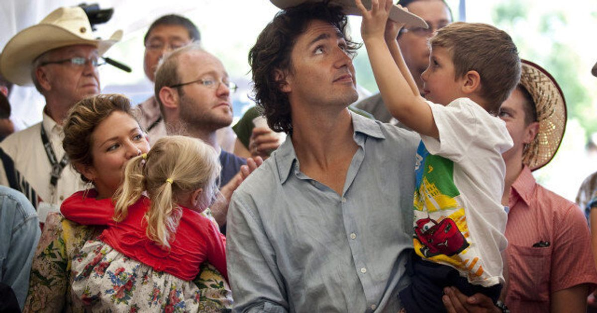 Justin Trudeau Attends Calgary Stampede Still Weighing