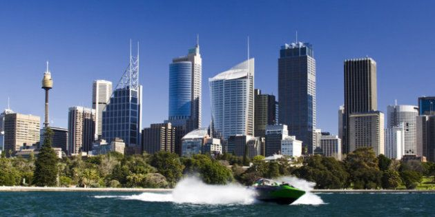 CPPIB Invests Over $1B In Office Towers In Sydney Central Business