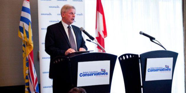 John Cummins, BC Conservatives Expel