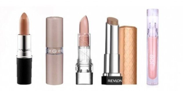 Fall Beauty 2012: Five Nude Lipsticks To Wear Now (And How To Wear