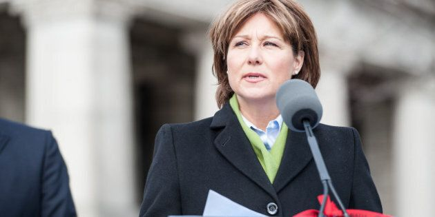 Christy Clark Election Campaign Most Negative: