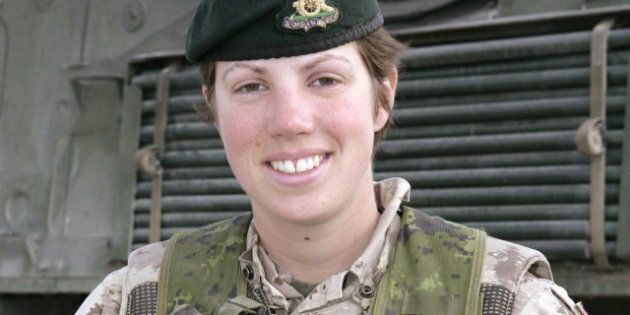 Nichola Goddard: Calgary School Named After First Canadian Female Combat Soldier Killed In