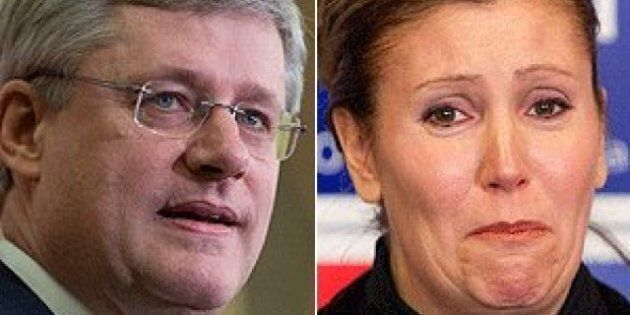 Guergis Ordered To Pay $118K In Costs For Harper