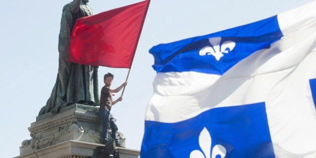 University Of Montreal Suspends Classes Targeted By Striking