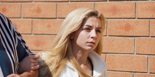 Maygan Sensenberger Threatened To Slit Husband Senator Rod Zimmer's Throat, Court