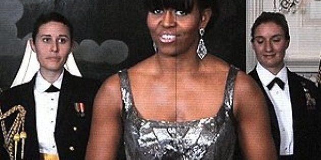 Michelle Obama's Oscar Appearance Angers