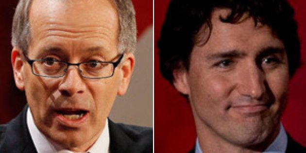 George Takach Quits Liberal Leadership Race, Endorses Justin