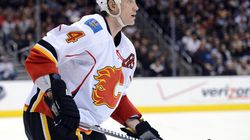 Calgary Flames' Bouwmeester Traded To St.