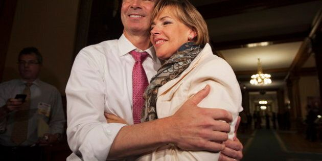 Dalton McGuinty Quits: Will Ontario's Premier Run For Federal Liberal