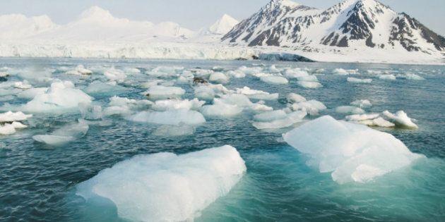 Arctic Sea Ice Levels Hit Record