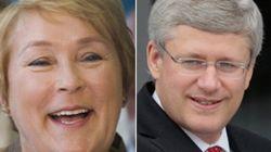 Marois Slams Harper's Foreign