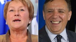 PQ's Marois Accuses Legault Of Double-Crossing