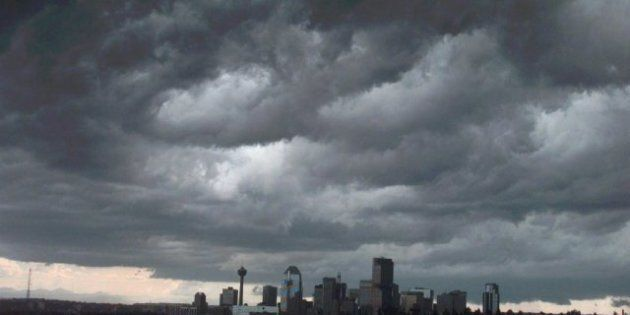 Calgary Wind Storm Accounts For Half Of All Insured Claims In Canada This