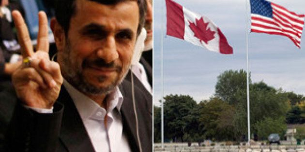 Iran Attack Poll Finds Canadians And Americans Don't
