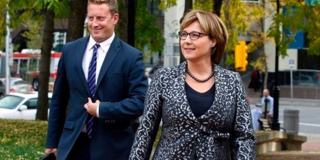 Christy Clark: BC To Be Canada's Top Economic