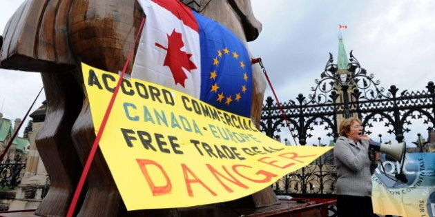 CETA: Provinces Failing To Defend Themselves In Canada-EU Free Trade Negotiations, Says