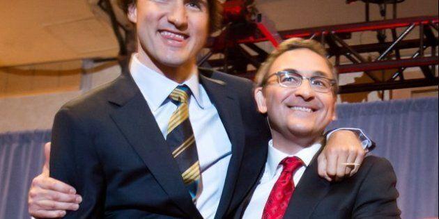 Martin Cauchon Attacks Trudeau As Liberal Leadership Race Heats