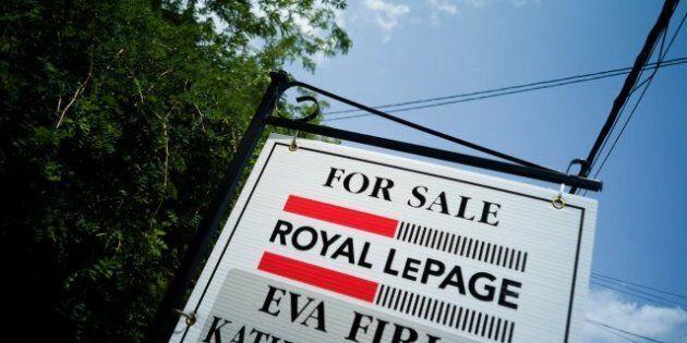 Canada Real Estate Market At Tipping Point: Royal