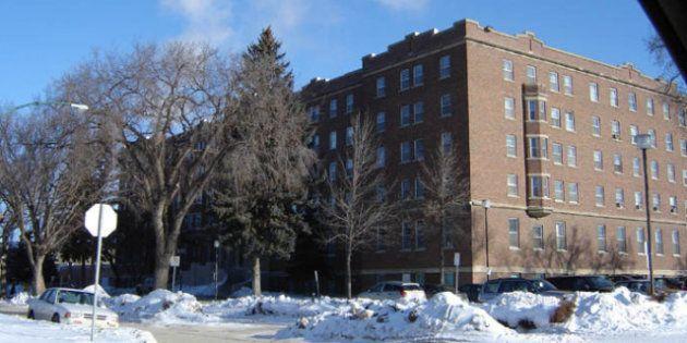 Paul's Hospital original nurses' residence Wikipedia:Pleasant Hill, Saskatoon, Saskatchewan   Pleasant...