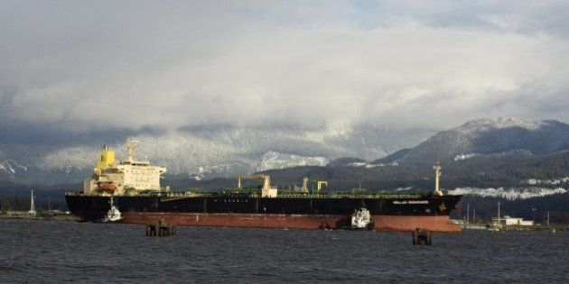 Northern Gateway: UBC Study Suggests Cost Of Worst-Case Spill Outweighs
