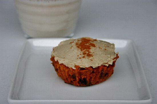 RECIPE: Raw Carrot Cake