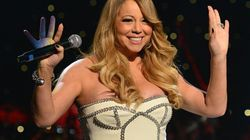 LOOK: Mariah Carey Flashes Some