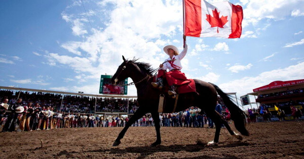Calgary Stampede French Anthem Controversy Twitter Reacts