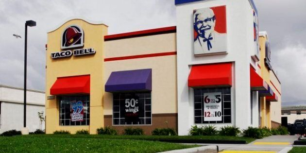 KFC Owner Giving Up Fried Chicken For Fresh