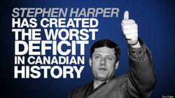 WATCH: NDP Releases Anti-Harper Attack
