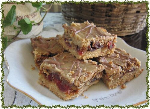 RECIPE: Gluten-Free Cherry Berry
