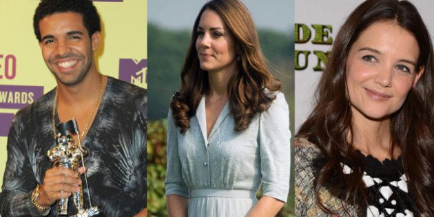Kate Middleton, Justin Bieber Among Stylish Faces On Google's 2012 'Most Searched'