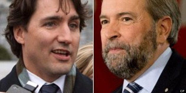 Justin Trudeau's Quebec Poll Numbers Suggest He Could Win Back Province From